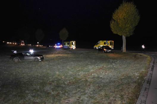 Jonschwil SG: Kollision im Morgenverkehr – zwei Frauen verletzt