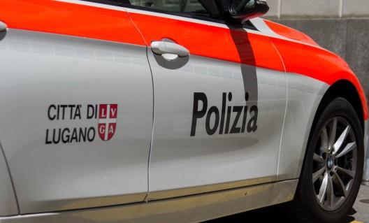 Lugano TI: Polizeieinsatz, mehrere 16- bis 20-Jährige verhaftet
