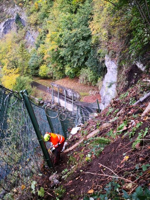 Kanton Nidwalden: Kehrsitenstrasse ist ab 12. November wieder ganztags befahrbar