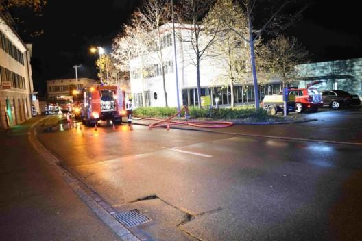Rorschach SG: Mutmassliche Brandstiftung – Jugendlichen (16) festgenommen