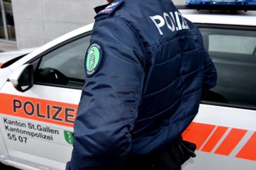 St.Gallen SG: Nigerianischer Drogendealer bei Aktion Ameise festgenommen