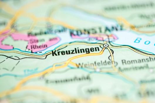 Kreuzlingen TG: Auf Fussgängerstreifen angefahren