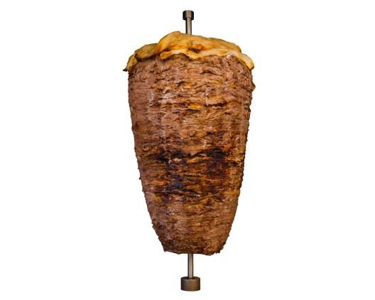 645 kg schlecht gekühlte Dönerspieße in Fleischtransporter beschlagnahmt