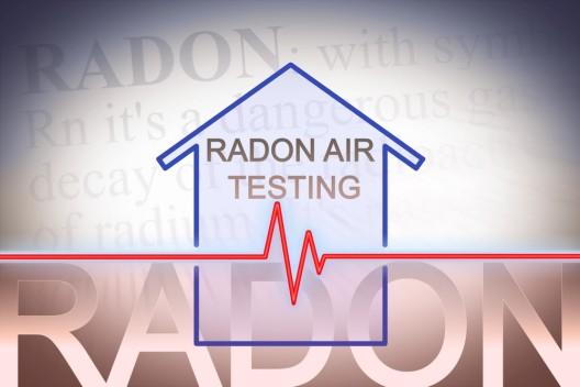 Wie erkennt man eine Radonbelastung im Gebäude?