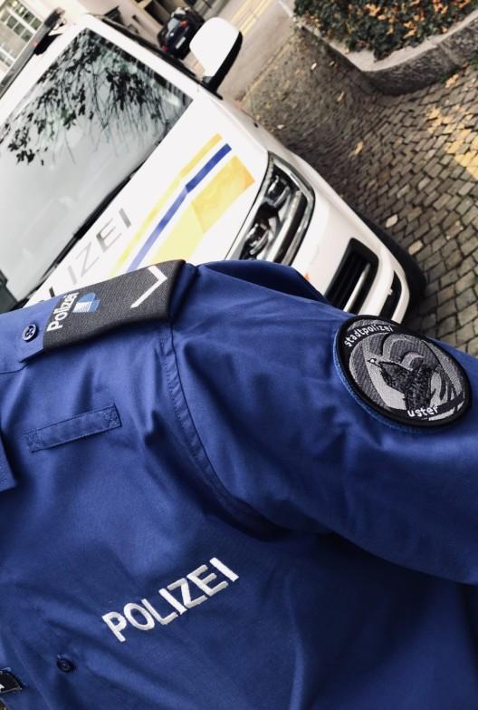 Stadtpolizei Uster erhält neue Uniform