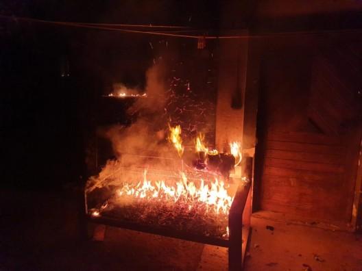 Merenschwand AG: Feuerwehr bekämpft zwei Brände - Strafuntersuchung eröffnet