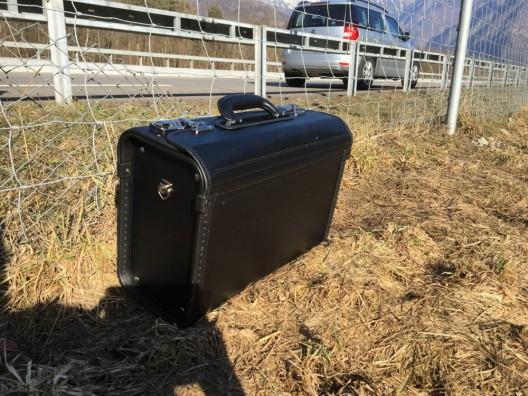 San Vittore GR / A13: Raub eines Koffers mit einer Million Franken war eine Lüge