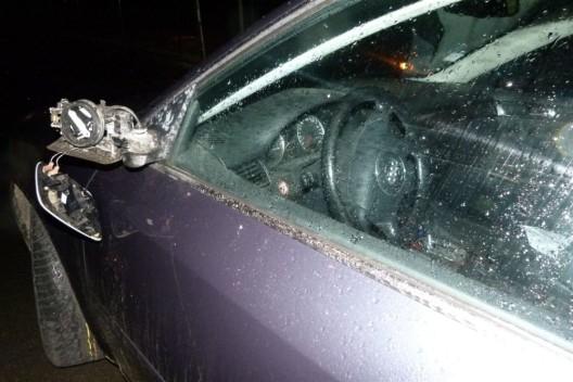 Vandalen beschädigen rund zwei Dutzend Autos