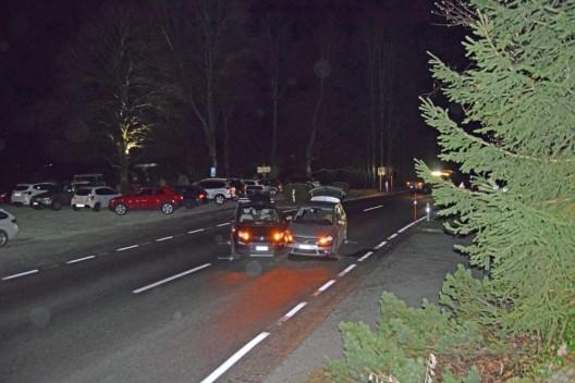 Stein AR: Kollision zwischen zwei Autos