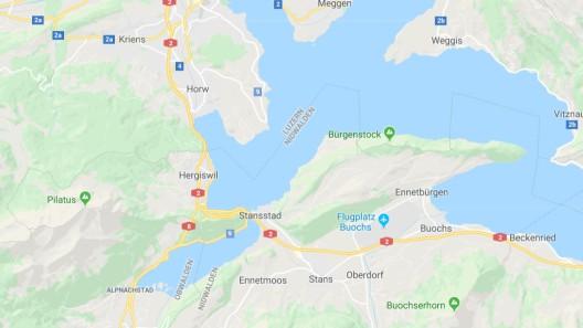 A2 bei Hergiswil NW: Bauarbeiten führen zu Verkehrsbehinderungen