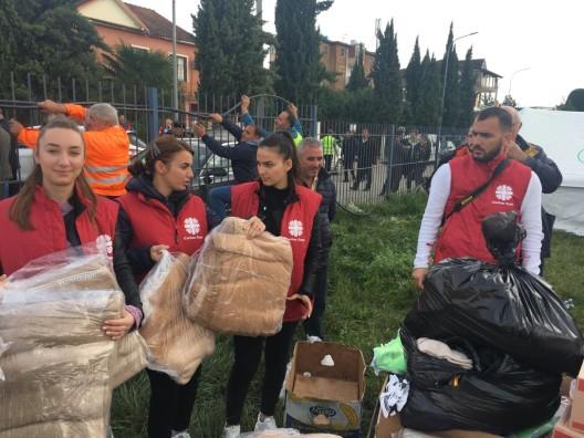 Erdbeben in Albanien: Caritas Schweiz hilft Opfern - grosse Solidarität in der Schweiz