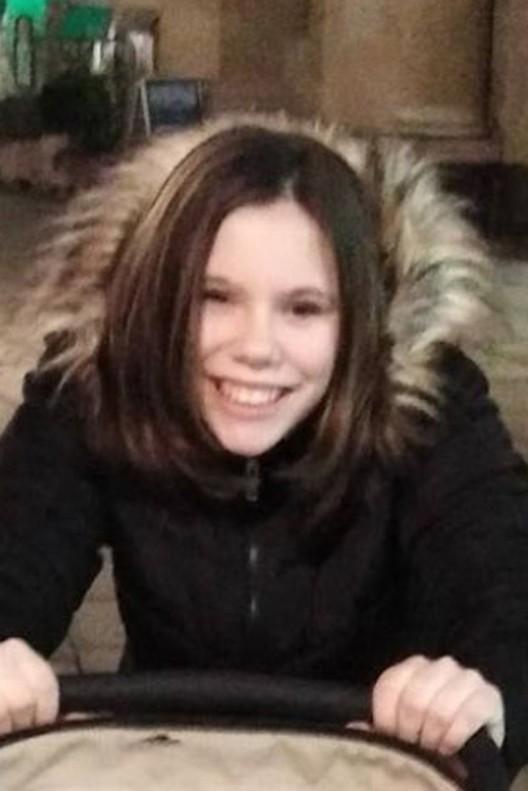 Polizei sucht vermisste zwölfjährige Seraphine D. und bittet um Hinweise