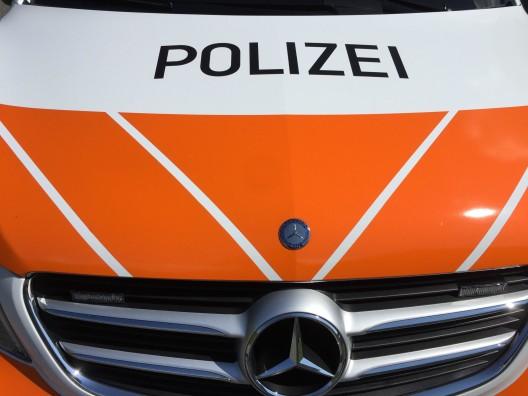 Beckenried NW: Lieferwagenlenker wird aus dem Verkehr gezogen