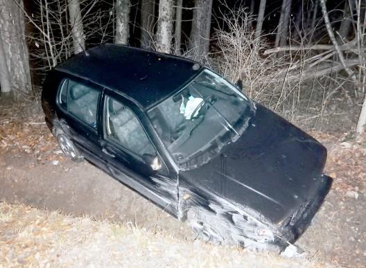Frauenfeld TG: Alkoholisierte Autofahrerin (23) gerät von der Strasse ab