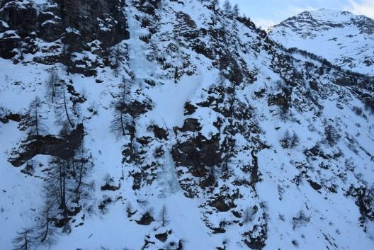 Poschiavo GR: Italiener beim Eisklettern tödlich abgestürzt
