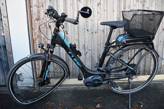 Stadt Chur GR: E-Bike-Fahrerin (44) bei Verkehrsunfall verletzt