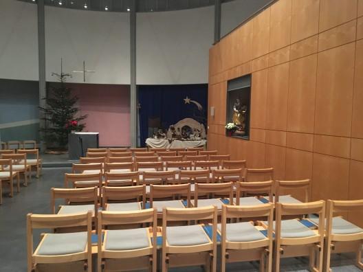 Bilten GL: Unbekannte beschädigen Kircheneinrichtung