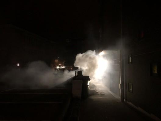 Uster ZH: Mehrere Kleinbrände im Ustermer Stadtzentrum - Zeugenaufruf