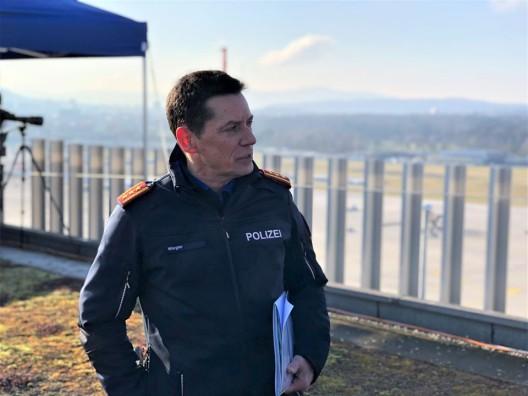 Kantonspolizei Zürich: Medienanlass zum WEF 2020 am Flughafen Zürich
