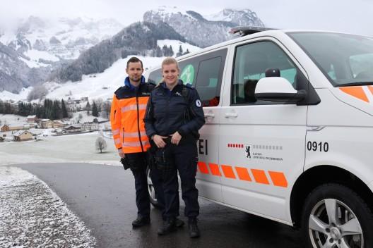 Kantonspolizei Appenzell Innerrhoden erhält neue Uniformen