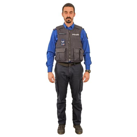 Schaffhauser Polizei erhält neue Uniformen