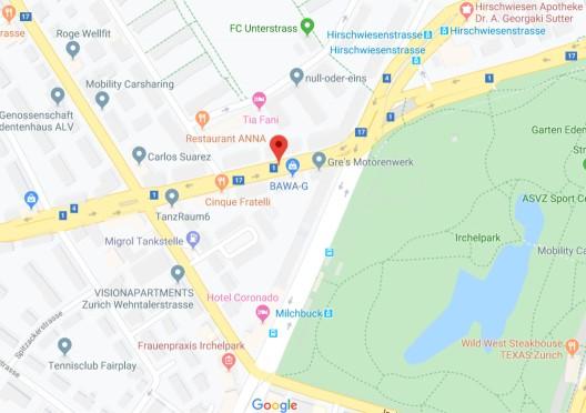 Zürich ZH: Hirschwiesentunnel wegen Reinigungsarbeiten gesperrt