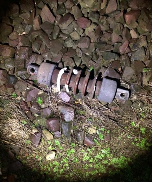 Zeugenaufruf: Mehrere Züge durch Bewurf beschädigt