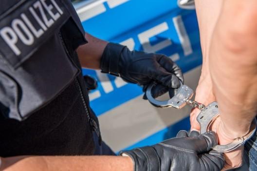Bei Holzverkauf betrogen - bei Grenzkontrolle verhaftet - Bundespolizei bringt Ungar hinter Gitter