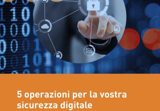 Kanton Tessin: Neue Version des Flyers für digitale Sicherheit verfügbar
