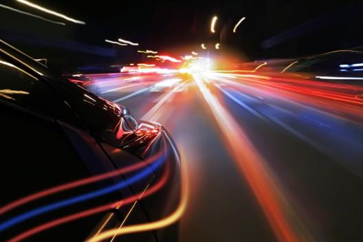 Illegales Straßenrennen gestoppt