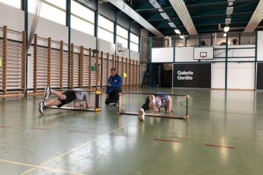 Kantonspolizei Bern: So viel Sport müssen Polizisten machen