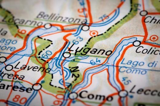 Lugano TI: Polizei interveniert bei gewaltsamer Auseinandersetzung