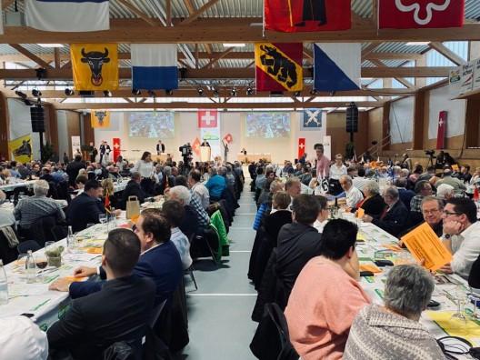 Die SVP Schweiz kämpft für eine massvolle Zuwanderung