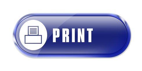 button print