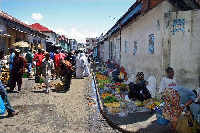 Mombasa überwältigt mit dem Zauber Ostafrikas
