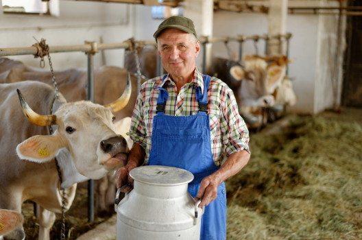 Mehr Bauern für Bio gewinnen.