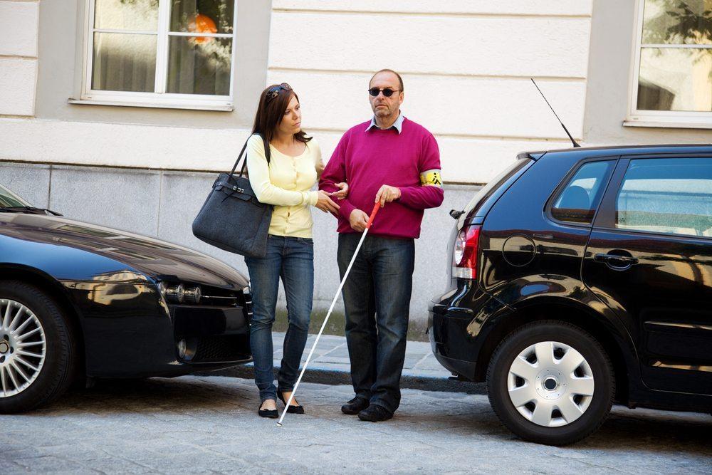 Behindertenrechte - Private sollen sich mehr öffnen. (Bild: Lisa S. / Shutterstock.com)