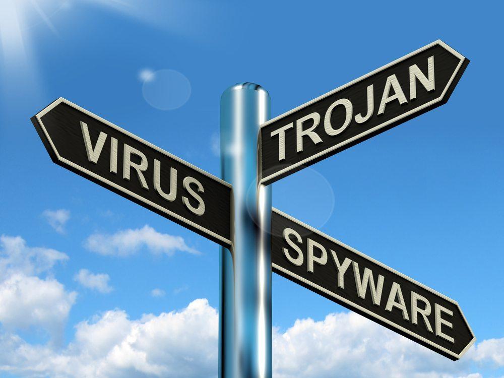 Internetbedrohungen. (Bild: Stuart Miles / Shutterstock.com)