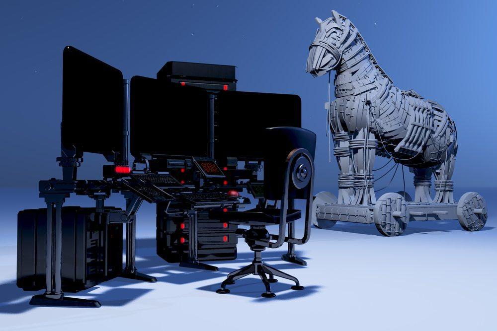 Nach Verlautbarungen des Deutschen Luft- und Raumfahrtzentrums war der Trojaner besser als üblich getarnt. (Bild: George W. Bailey / Shutterstock.com)