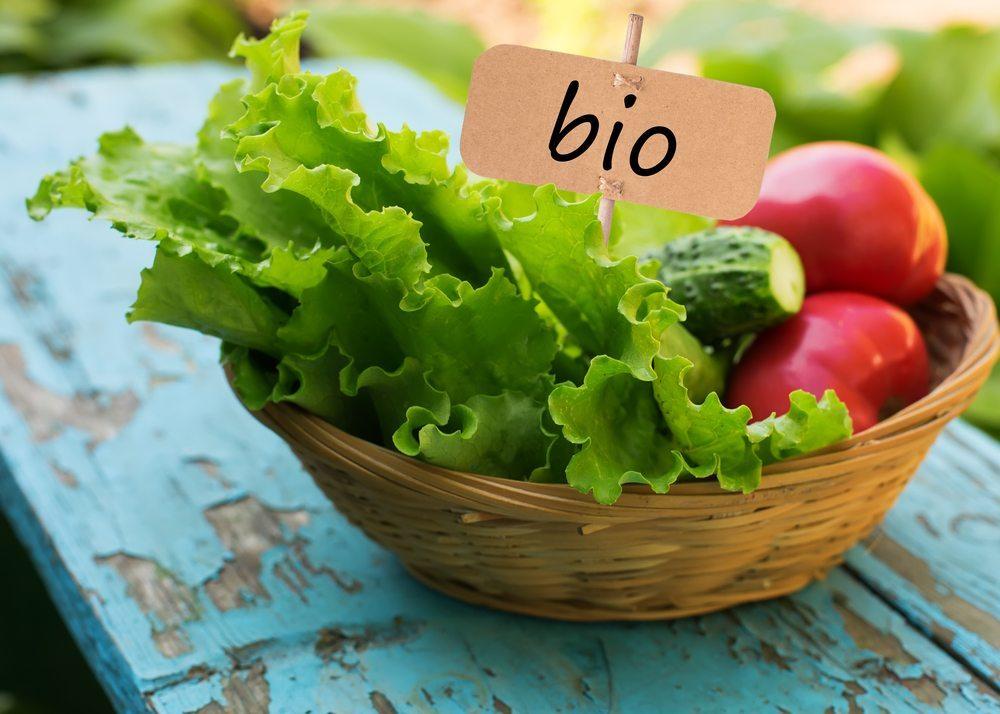 Bio-Produkte. (Bild: daffodilred / Shutterstock.com)