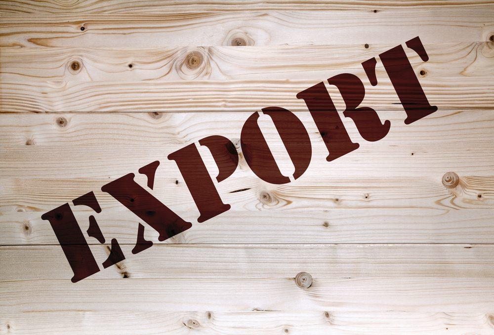 Wegfall der Exporte würde das Wirtschaftswachstum um nur 0,3 bis 0,4 % senken. (Bild: COSPV / Shutterstock.com)