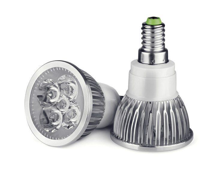 LED-Leuchtmittel gelten als umweltfreundliche und unbedenkliche Alternative zu Quecksilberlampen. (Bild: © Coprid - Fotolia.com)