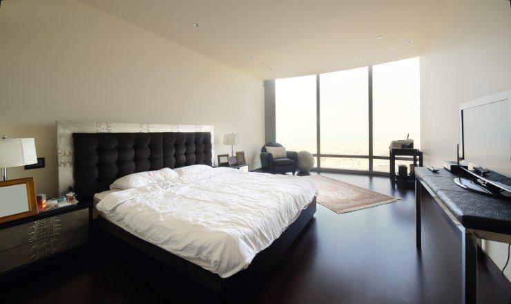 Wählen Sie ein optimales Bett für gesunden Schlaf. (Bild: © fiphoto - Fotolia.com)