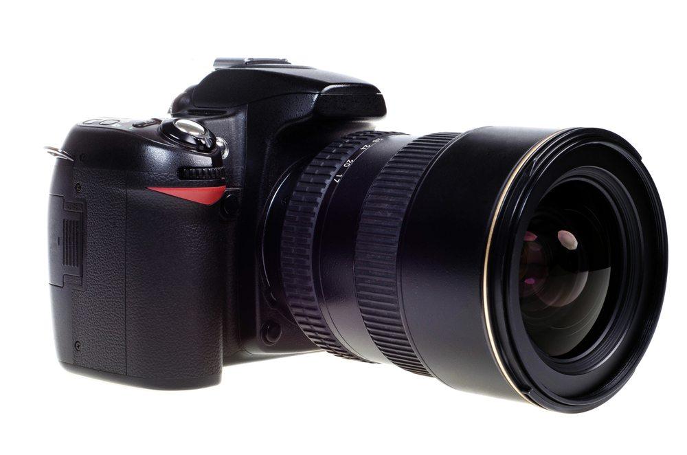 Spiegelreflexkamera. (Bild: Robert Neumann / Shutterstock.com)