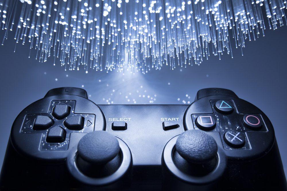 Sony brachte eine eigene Konsole auf den Markt-die Playstation. (Bild: PeterPhoto123 / Shutterstock.com)