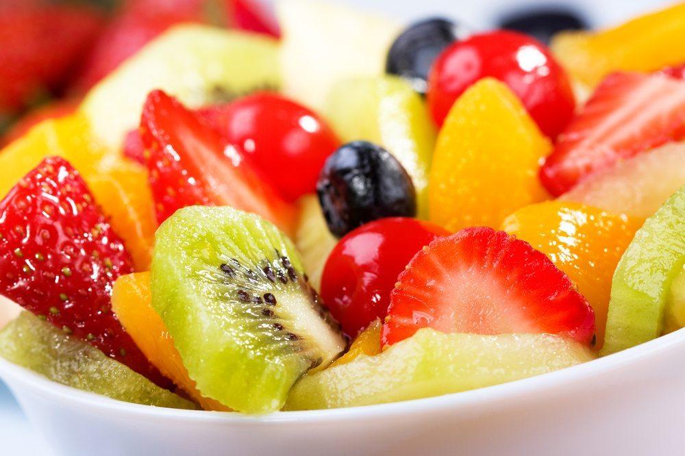 Fünf Portionen Obst und Gemüse pro Tag (Bild: © Nitr - shutterstock.com)