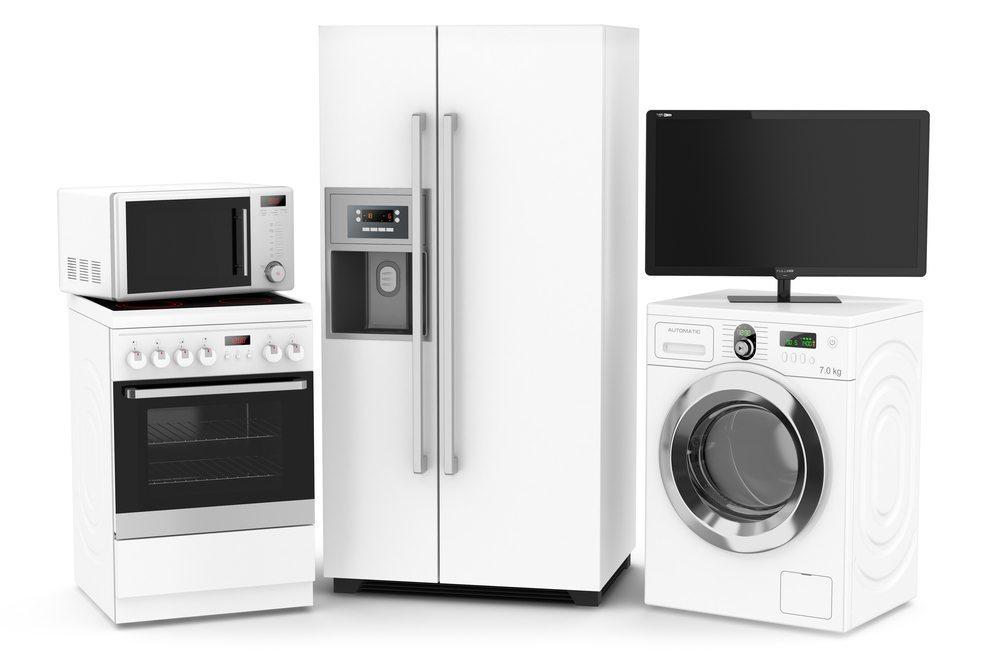 Wer neue Elektrogeräte kauft, sollte unbedingt das Energieverbrauchsetikett beachten. (Bild: You can more / Shutterstock.com)