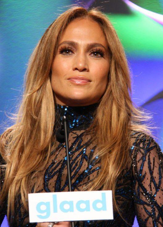 Jennifer Lopez bei den GLAAD Media Awards 2014 (Bild: dvsross / Lizenz: CC Attribution 2.0 Generic)