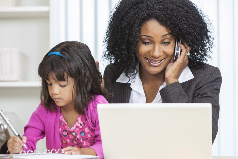 Familienzeit ist keine Arbeitszeit (Bild: © spotmatik - shutterstock.com)