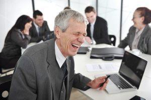 Humor am Arbeitsplatz? Bitte mit Fingerspitzengefühl!
